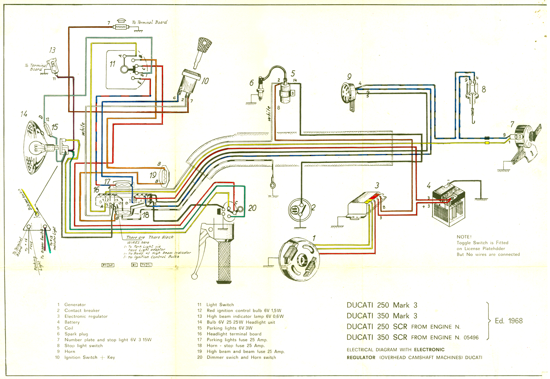 ducati wiring diagram ducati automotive wiring diagrams ducati wiring diagram