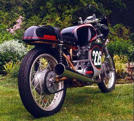 Ducati 250 Monza. 1964 Ducati 250 vintage racer