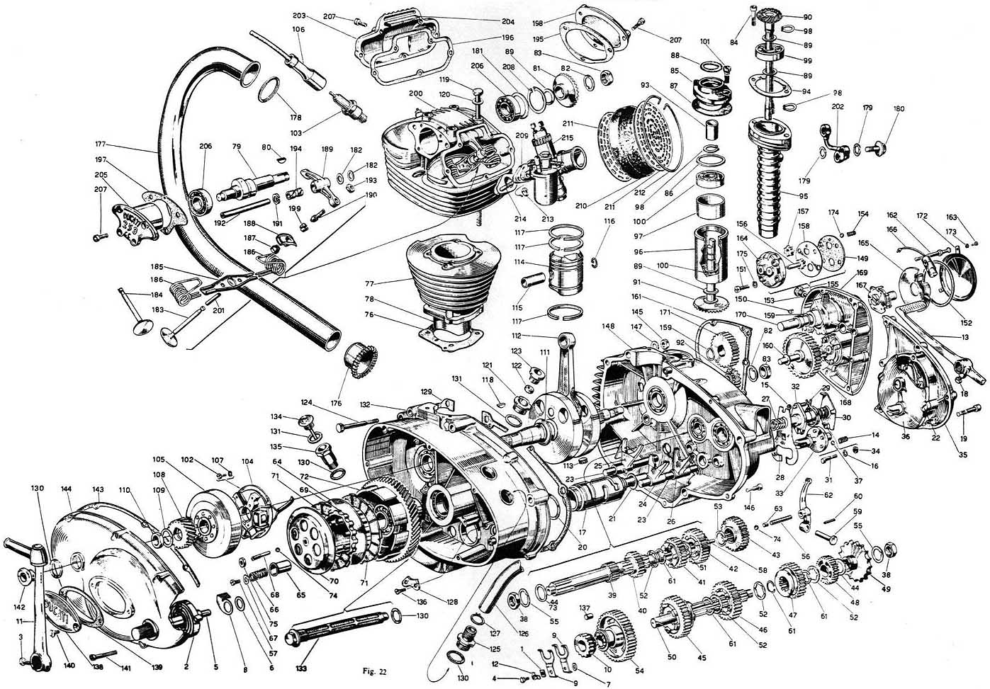 Single Cylinder Engine Diagram Another Blog About Wiring 2 Stroke Wire U2018the Matt Ward Manoeuvre U2019 Part Techniques And Tips Diesel